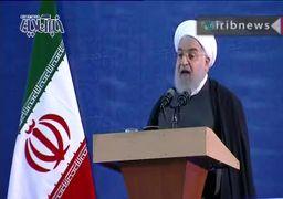 وعده حسن روحانی درباره صادرات نفت +فیلم