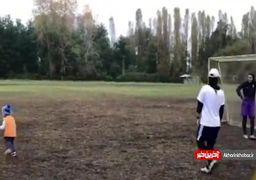 فیلمی جالب از تمرین تیم فوتبال زنان ملوان