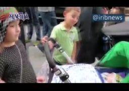 فیلم| مراسم عزاداری تاسوعای حسینی در نیویورک