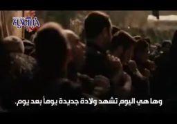 فیلم | قاسم سلیمانی: ما ملت امامحسینیم
