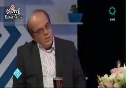 لحظاتی از مناظرهای جالب در تلویزیون درباره «نشانههای فروپاشی»/ عباس عبدی و حسن کچویان