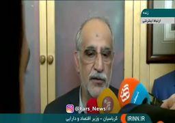 درخواست وزیر اقتصاد برای برخورد انتظامی با بحران ارزی