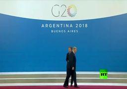 کارهای عجیب ترامپ تمامی ندارد؛ اینبار در آرژانتین