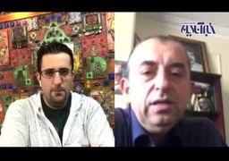 فیلم   پاسخ زلزلهشناس معروف به اتهام ترساندن مردم تهران از زلزله ۸ ریشتری و کاسبی زلزله!