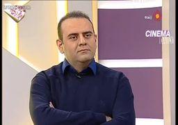 فیلم   ادعای کارشناس تلویزیون مبنی بر گزارش فوتبال دربی توسط عادل فردوسیپور