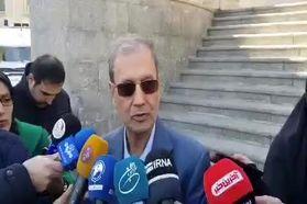 فیلم | توضیح ربیعی درباره شایعات استعفا در دولت
