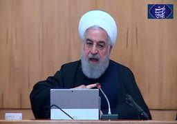 فیلم | روحانی: دست سلیمانی عزیز ما را قطع کردند؛ انتقامش قطع کردن پای آمریکا را از منطقه است