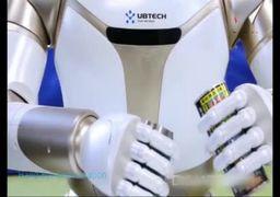ربات پیشرفته Ubtech با حرکات انساننما رونمایی شد