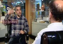 فیلم | رانندهای که ماشین آیتالله خامنهای را چپ کرد