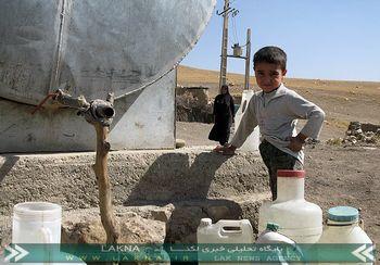 آب رسانی به 6 هزار روستا با تانکر