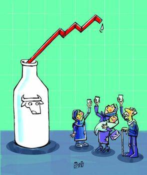 افزایش قیمت انواع لبنیات از هفته آینده