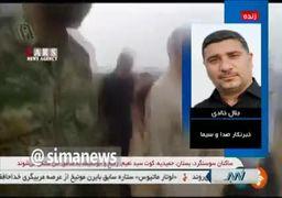 فیلم | جزئیات شهادت سردار سلیمانی به روایت خبرنگار صداوسیما در عراق