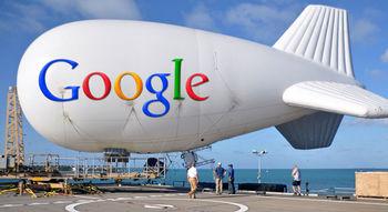 بالن گوگل در نیوزلند سقوط کرد