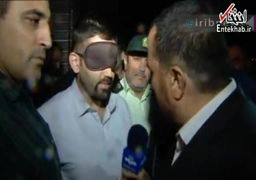 اولین تصاویر از دستگیری مدیرعامل سکه ثامن