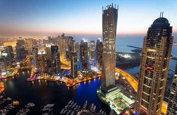 نرخ تورم دوبی صعود کرد