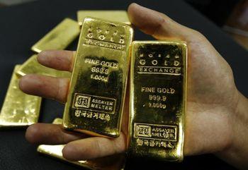 معامله طلای جهانی با نرخ کمتر از 1300 دلار