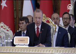 اردوغان: وضعیت تحمیلی بر قدس را نمیپذیرم + فیلم