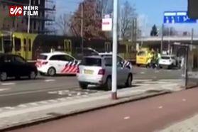نخستین فیلم از حمله تروریستی در هلند