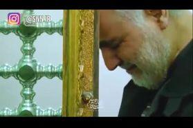 فیلم| سخنان سردار قاسم سلیمانی درباره انگشترش