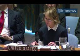 سخنان اعتراضآمیز تختروانچی در شورای امنیت علیه اقدام آمریکا +فیلم