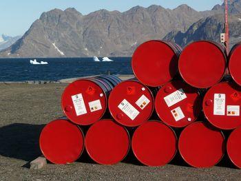 قیمت نفت افتاد