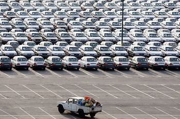 سرگیجه در بازار خودرو
