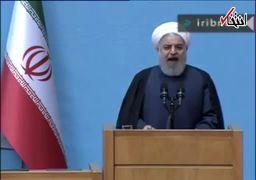 گلایه روحانی از نمایندگان منتقد دولت؛ میفهمم سال دیگر انتخابات است