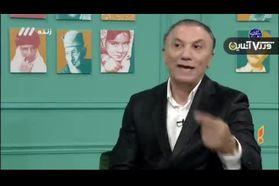 سرفههای مشکوک روی آنتن زنده +فیلم