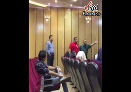 اعتراض والدین به تعرض جنسی به دانش آموزان دبیرستان غرب تهران + فیلم