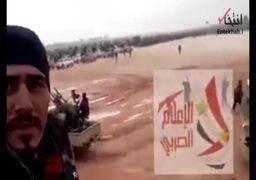 اولین تصاویر از ورود نیروهای ارتش سوریه به شهر منبج