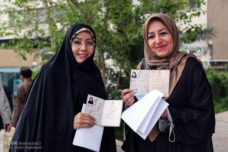 Image result for ثبت نام در انتخابات ریاست جمهوری
