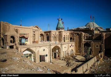 خانه های تاریخی در حال تخریب کاشان