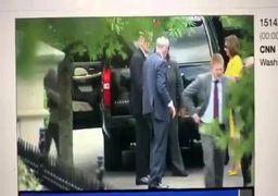 فیلم | شادی رهبران حزب دموکرات پس از جلسه محرمانه کاخ سفید درباره ایران