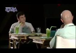 فیلم | مهران مدیری: در ارشاد بیسیم زدند، مرا بردند و ۶، ۷ ساعت کتک زدند