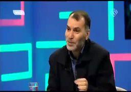 مسعود دهنمکی: به اسم شهدا مطلب مینوشتم!+فیلم