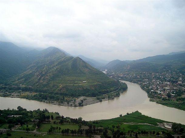 رودخانه کورا