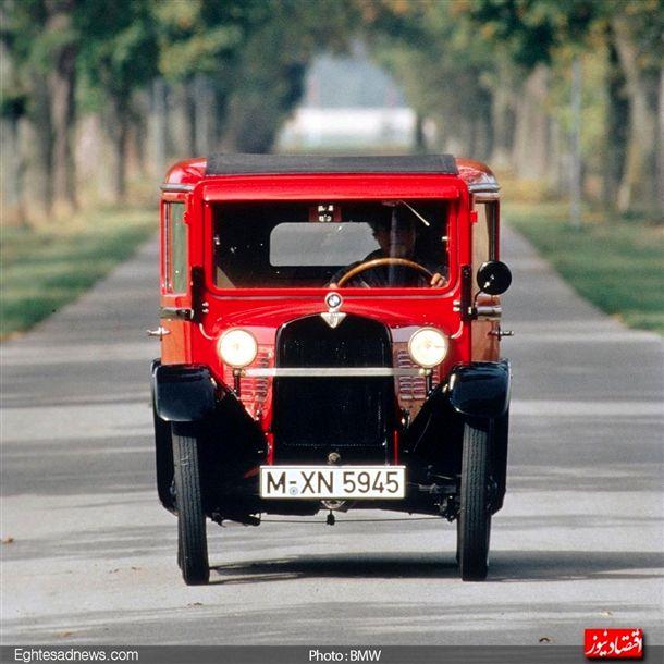 در سال 1928 اولین خودرو خود را تحت عنوان «بی ام و 3/15 » تا سال 1932 تولید کرد .