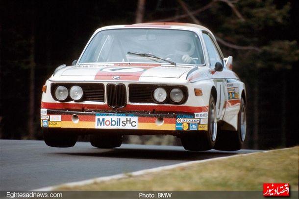 خودرو سه لیتری «سی اس ال» بر پایه «ای 9» با وزن کم و قدرت بالای خود توانست نام «بی ام و» را به عنوان یک خودرو مسابقه ای تثبیت کند.