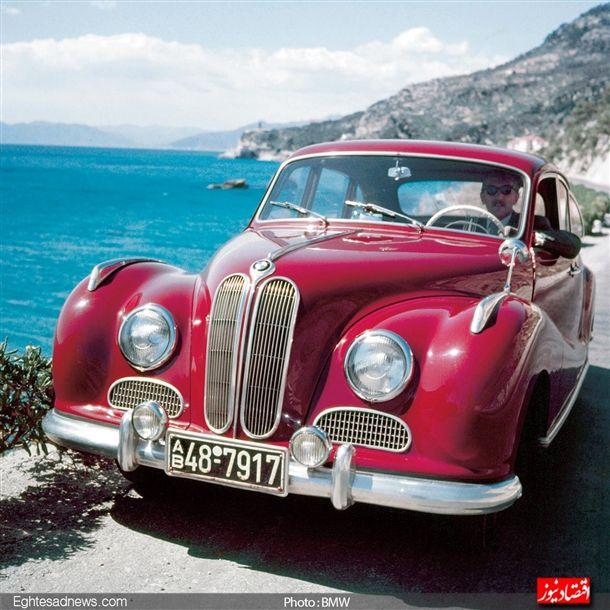 بی ام و 501 سدان لوکسی بود که در از سال 1952 تا 1958 تولید شد،خودروای که لوکس بود اما سریع نه .