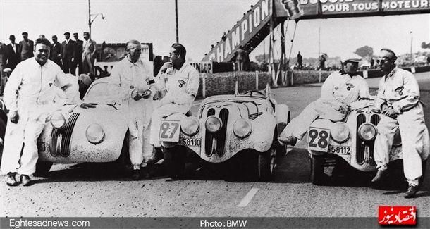 « بی ام و 328 » با موتور 80 اسبی چهار سرعته خود گرچه از رقبایش ضعیف تر بود اما در سال 1939 به دلیل طراحی درست آیرودینامیک و تقسیم وزنی مناسب توانست در مسابقات 24 ساعته «لمان» مقام نخست را از آن خود کند.