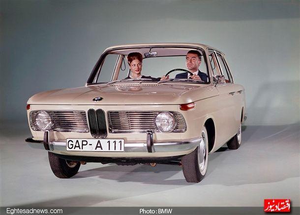 سال 1961 با تولید « بی ام و 1500» اولین مدل اسپرت با بدنه اندازه متوسط را تولید کرد.