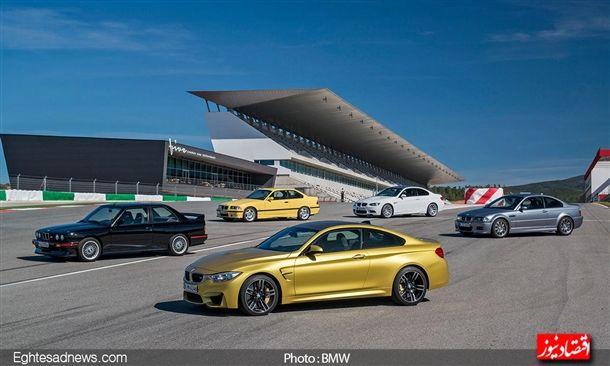 کمپانی BMW Motorsport با تولید سری ام «بی ام و» از سال 1972 تا کنون ، مسئول ساخت خودرو های اسپرت این کمپانی بوده است.