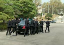 دایملر بنز: نمیدانیم رهبر کره شمالی خودروهای لوکس ما را از کجا آورده است!
