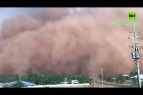فیلم | نمایی آخرالزمانی از طوفان در نیوساوث ویلز استرالیا