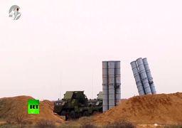 ویدئو/ آزمایش سامانه موشکی اس ۳۰۰ توسط روسیه